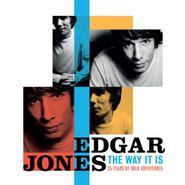 Edgar Jones, The Way It Is: 25 Years Of Solo Adventures (CD)
