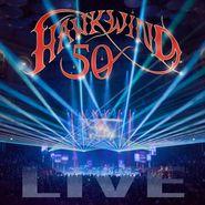 Hawkwind, 50 Live (CD)