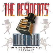 The Residents, Cube-E Box: The History Of American Music In 3 E-Z Pieces [pREServed Edition Box Set] (CD)