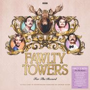 John Cleese, Fawlty Towers: For The Record [Box Set] [White Vinyl] (LP)