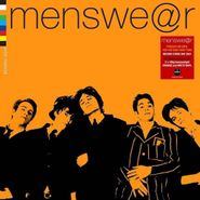 Menswear, Extra Material [180 Gram Orange/White Vinyl] (LP)