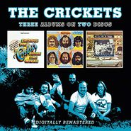The Crickets, Bubblegum, Bop, Ballad & Boogies / Remnants / A Long Way From Lubbock (CD)