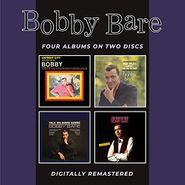 Bobby Bare, Detroit City & Other Hits / 500 Miles Away From Home / Talk Me Some Sense / A Bird Named Yesterday (CD)