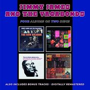 Jimmy James & the Vagabonds, The New Religion / London Swings 'Live At The Marquee Club' / This Is Jimmy James & The Vagabonds / Open Up Your Soul (CD)