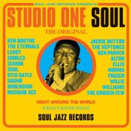 Various Artists, Studio One Soul [Record Store Day Yellow Vinyl] (LP)
