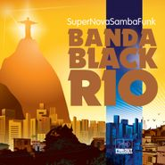 Banda Black Rio, Super Nova Samba Funk [Record Store Day] (LP)