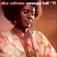 """Alice Coltrane, Carnegie Hall '71 (10"""")"""