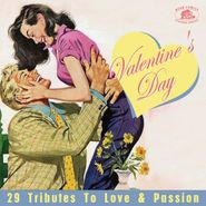 Various Artists, Valentine's Day: 29 Tributes To Love & Passion (CD)