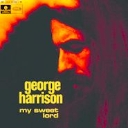 "George Harrison, My Sweet Lord / Isn't It A Pity [Black Friday Milky Clear Vinyl] (7"")"