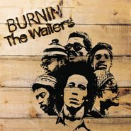 Bob Marley & The Wailers, Burnin' [Half-Speed Master] (LP)
