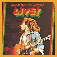 Bob Marley & The Wailers, Live! [Half-Speed Master] (LP)