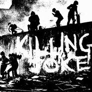 Killing Joke, Killing Joke [Silver/Black Split Vinyl] (LP)