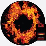 """U2, Fire [Record Store Day Picture Disc] (12"""")"""