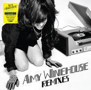 Amy Winehouse, Remixes [Record Store Day Colored Vinyl] (LP)
