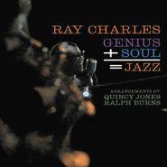 Ray Charles, Genius + Soul = Jazz [180 Gram Vinyl] (LP)