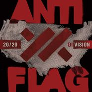 Anti-Flag, 20/20 Division [Record Store Day Red Vinyl] (LP)