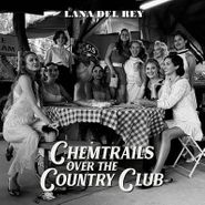 Lana Del Rey, Chemtrails Over The Country Club [Yellow Vinyl] (LP)