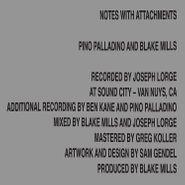 Pino Palladino, Notes With Attachments (CD)