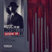 Eminem, Music To Be Murdered By - Side B [Deluxe Opaque Grey Vinyl] (LP)