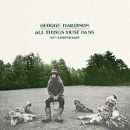 George Harrison, All Things Must Pass (CD)