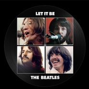 The Beatles, Let It Be [Special Edition Picture Disc] (LP)