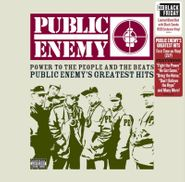 Public Enemy, Power To The People & The Beats: Public Enemy's Greatest Hits [Black Friday Colored Vinyl] (LP)