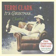 Terri Clark, It's Christmas...Cheers! [Holly Green Vinyl] (LP)