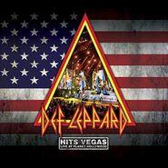 Def Leppard, Hits Vegas: Live At Planet Hollywood [Blue Vinyl] (LP)
