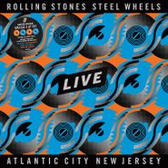 The Rolling Stones, Steel Wheels Live: Live From Atlantic City, NJ, 1989 [Colored Vinyl] (LP)