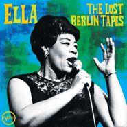 Ella Fitzgerald, Ella: The Lost Berlin Tapes (LP)