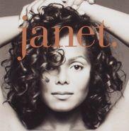 Janet Jackson, Janet. [Clear Vinyl] (LP)
