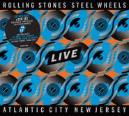 The Rolling Stones, Steel Wheels Live: Live From Atlantic City, NJ, 1989 [CD+Blu-Ray] (CD)