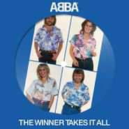 "ABBA, The Winner Takes It All [Picture Disc] (7"")"