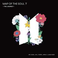 BTS, Map Of The Soul 7: The Journey (CD)