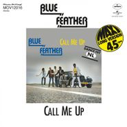 """Blue Feather, Call Me Up / Let's Funk Tonight [Record Store Day Blue Vinyl] (12"""")"""