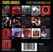 Tom Jones, The Complete Decca Studio Albums [Box Set] (CD)