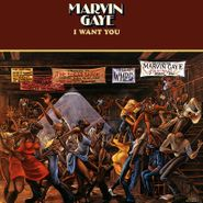 Marvin Gaye, I Want You [White Vinyl] (LP)