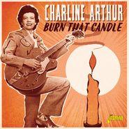 Charline Arthur, Burn That Candle (CD)