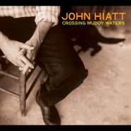 John Hiatt, Crossing Muddy Waters [Green & White Vinyl] (LP)