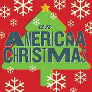 Various Artists, An Americana Christmas [Red & Green Vinyl] (LP)