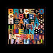 Bruce Cockburn, Breakfast In New Orleans Dinner In Timbuktu [Blue Vinyl] (LP)