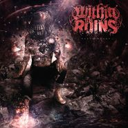 Within The Ruins, Black Heart [Red/Silver Colored Vinyl] (LP)