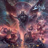 Sodom, Genesis XIX [Clear w/ Smokey White Vinyl] (LP)