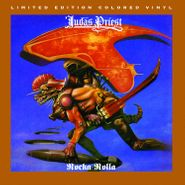 Judas Priest, Rocka Rolla [180 Gram Colored Vinyl] (LP)