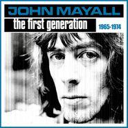 John Mayall, First Generation 1965-1974 [Box Set] (CD)
