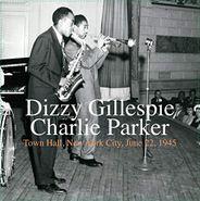 Dizzy Gillespie, Town Hall, New York City, June 22, 1945 [Yellow Vinyl] (LP)