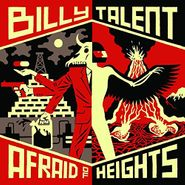 Billy Talent, Afraid Of Heights (CD)