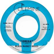 "Black Market Brass, Omega / Maraka (7"")"