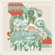 Various Artists, Jesus People Music Vol. 1: The End Is At Hand [Wine Colored Vinyl] (LP)
