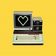 """The Egyptian Lover, Computer Love / Computer Power (7"""")"""